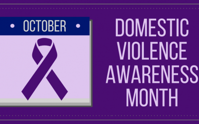 "October 2020: ""Start by Believing"" – Building Awareness to End Abuse"